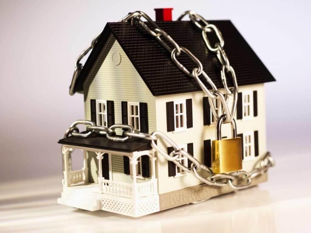 арестованная недвижимость